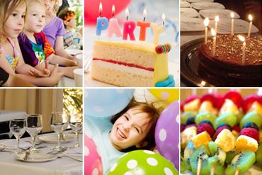 cumpleaños, aniversarios y bautismos